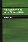 [영문] The Mystery of God and the Mystery of Christ