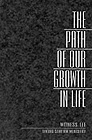 [영문] The Path of Our Growth in Life